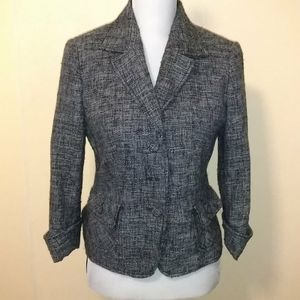 6p Ann Taylor lined jacket